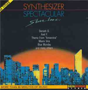 Star Inc. - Synthesizer Spectacular