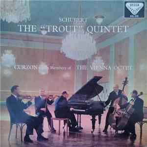 Schubert, Curzon With Members Of The Vienna Octet - The Trout Quintet