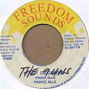 Prince Alla - The Guns