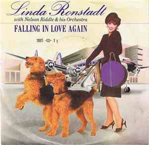 Linda Ronstadt With Nelson Riddle  His Orchestra - Falling In Love Again