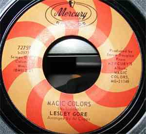 Lesley Gore - Magic Colors