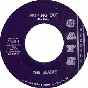 The Blades  - Moving Out