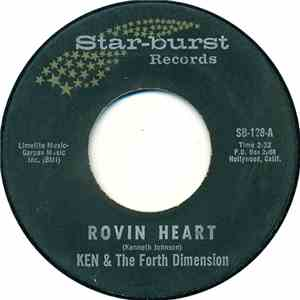 Ken  The Fourth Dimension - Rovin Heart  See If I Care