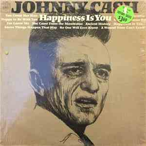 Johnny Cash - Happiness Is You