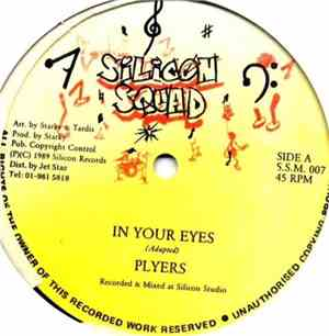 Plyers    Sugar Minott - In Your Eyes  Youre Anything Man