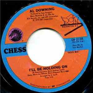 Al Downing - Ill Be Holding On