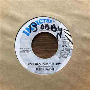 Freda Payne - You Brought The Joy