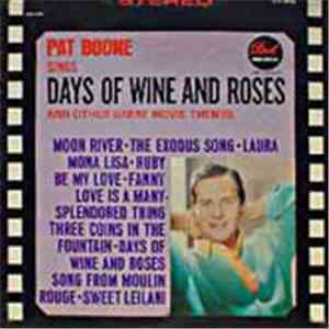 Pat Boone - Days Of Wine And Roses And Other Great Movie Themes